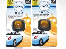 Febreze Car Vent Clips Air Freshener and Smoke Odor Eliminat