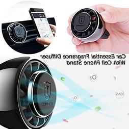 Cell Phone Holder for Car, Magnetic Car Phone Mount, Air Ven