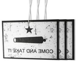 Come and Take It Battle of Gonzales Texas USA Flag home car