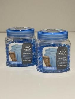 Sure Scents Crystal Beads Air Fresheners Fresh Linen  6oz.