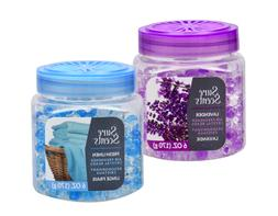 Sure Scents Crystal Beads Air Fresheners Lavender and Fresh