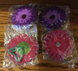 Daisy Air Fresheners Pack of 4 - 2 Lavender 2 Rose