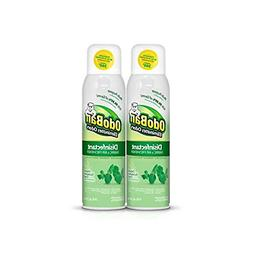 OdoBan Disinfectant Fabric and Air Freshener Spray, Eucalypt