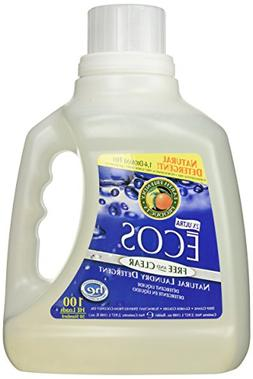 Earth Friendly Ecos 2x Ultra All Natural Laundry Detergent F