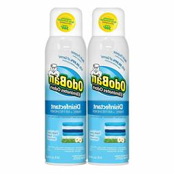 Odoban Disinfectant Fabric & Air Freshener Spray Fresh Linen