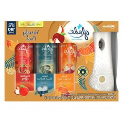 Glade | Fall Mixed Pack | Auto Spray Air Freshener 1 Holder