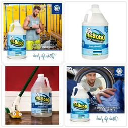 New OdoBan 1 Gal. Fresh Linen Disinfectant Laundry and Air F