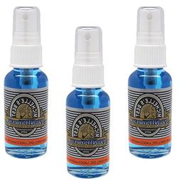 3 Pack Blunt Power 1 Ounce Glass Bottle Air Freshener Oil Ba