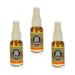 BluntPower 1 Ounce Glass Bottle Oil Based Concentrated Air F