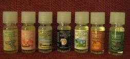 YANKEE CANDLE HOME FRAGRANCE OIL .33 FL OZ - 30 SCENTS  AVAI