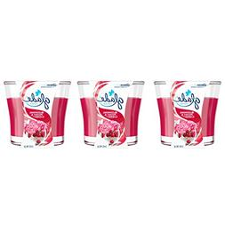 Glade Jar Candle, Blooming Peony and Cherry, 3.4 Ounce
