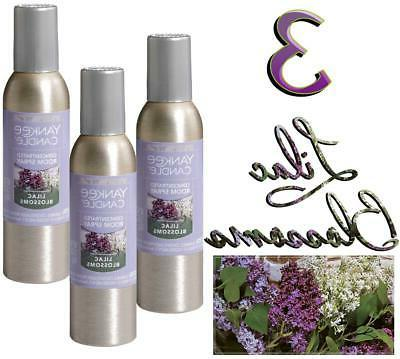3 lilac blossoms concentrated room spray brand