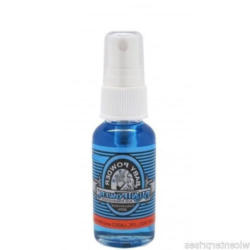 BluntPower 1 Ounce Bottle Oil Based Concentrated Air Freshen