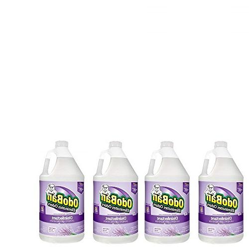 OdoBan Concentrate Disinfectant Laundry and Air Freshener, L