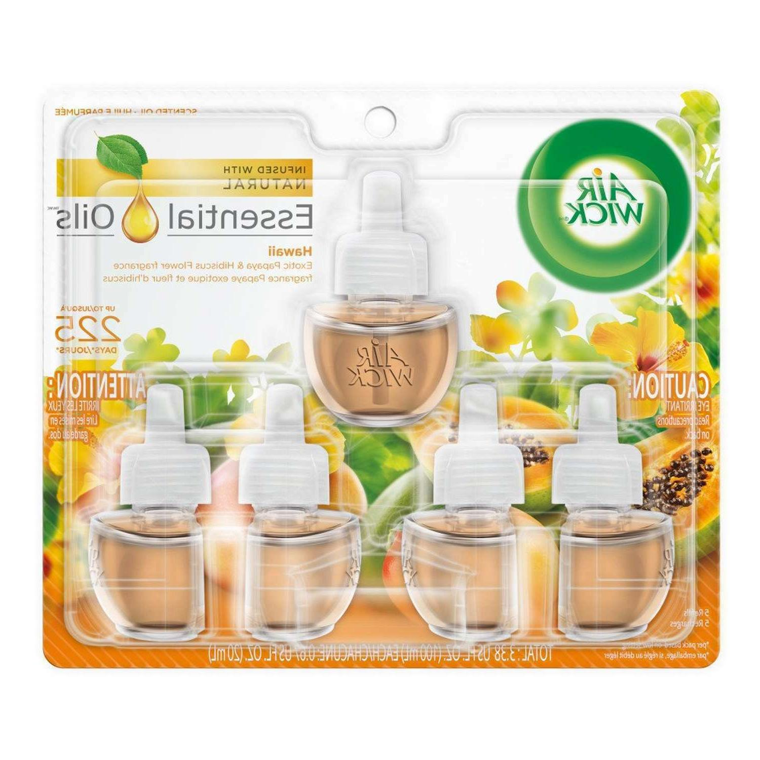 air wick plug in scented oil 5