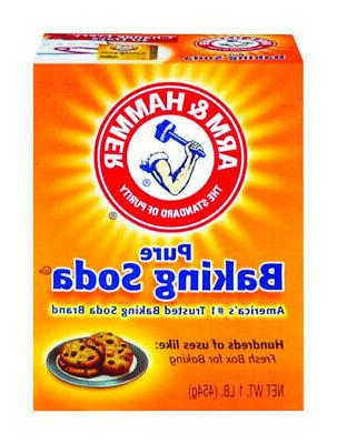 arm and hammer baking soda no scent