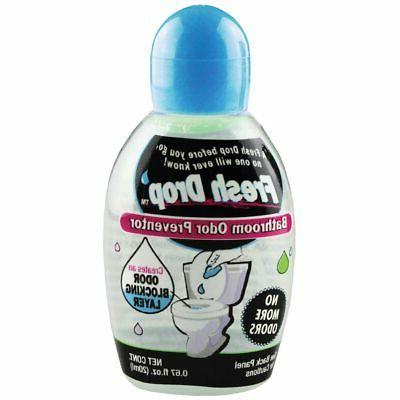 Fresh Drop Bathroom Odor Preventor 1 ea