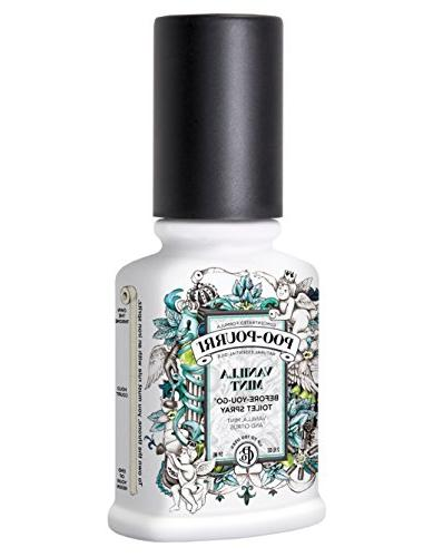 Poo-Pourri Before-You-Go Toilet Spray Vanilla Mint 2 oz