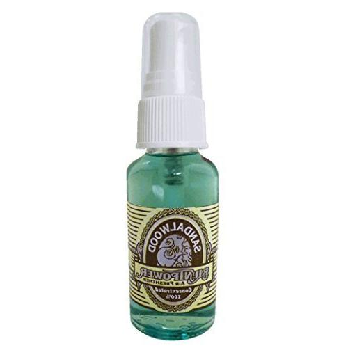 bluntpower glass bottle oil based