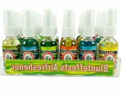 concentrated spray air fresheners blunteffects 18 count