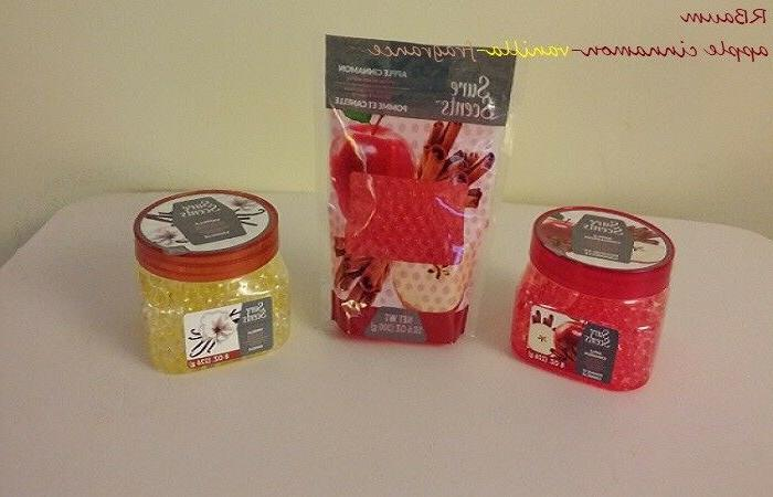 crystal gel beads air freshener and refill