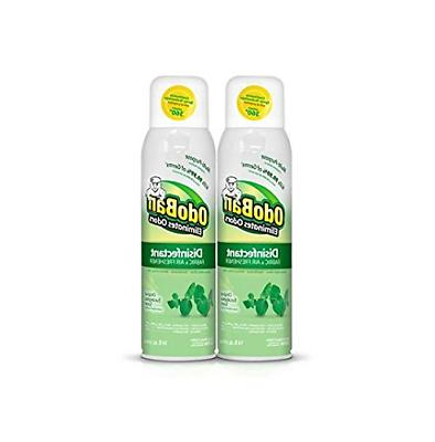 OdoBan Disinfectant Fabric Air Spray, Scent