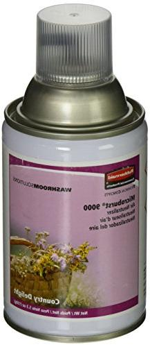 Rubbermaid Commercial FG4012481 Refill for Microburst 9000 A