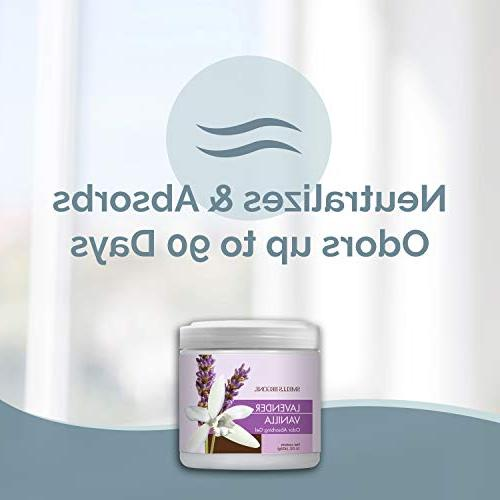 Odor Absorbs from Bathrooms, Cars, Pet Areas, Boats and with Natural