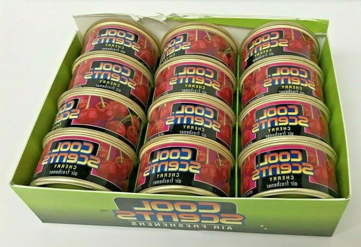 lot of 12 cans of california cool