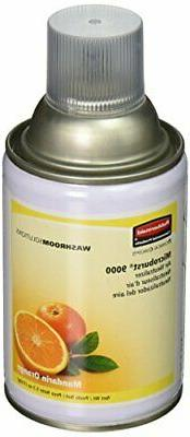 Rubbermaid Commercial Microburst 9000 Aerosol Air Freshener