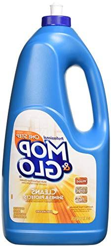Mop &  Glo Professional Multi-Surface Floor Cleaner, Fresh C