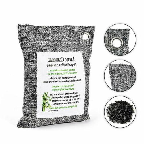 Naturally Activated Charcoal Air Bag Odor Neutralizer