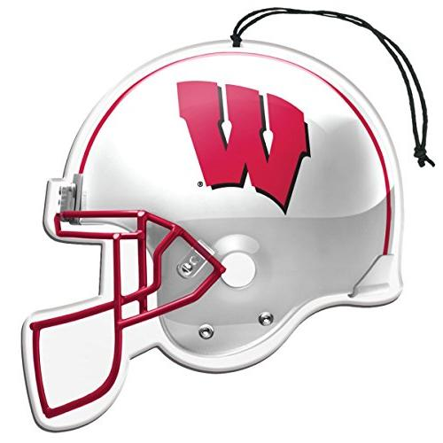 ncaa wisconsin badgers auto air