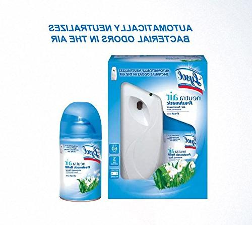 Lysol Automatic Fresh Scent, oz, 6
