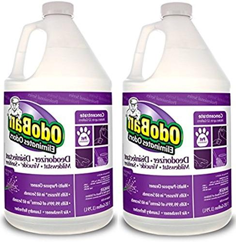 OdoBan Concentrate and Scent,