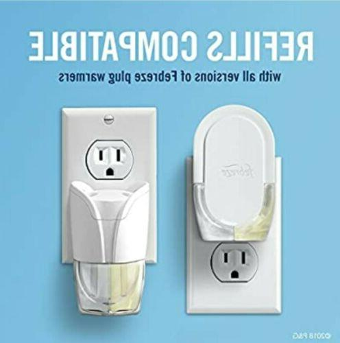 Febreze Plug In Air Freshener & Scent, limited edition.