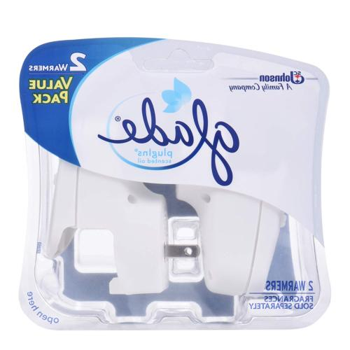 Glade PlugIns Scented Oil Air Freshener, Electric Warmer, 2.