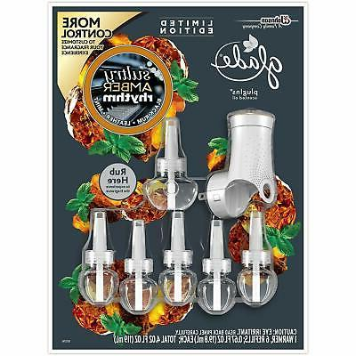 plugins sultry amber rhythm 1 scented oil