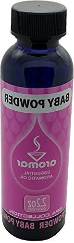 Spa Collection Aromar Baby Powder Essential Aromatic Burning