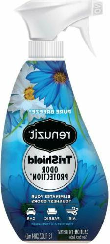 Renuzit Super Odor Neutralizer Air Freshener Spray, Pure Bre