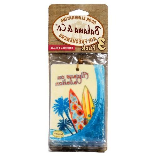 tropical breeze air fresheners