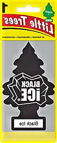 "Car Freshner U1P-10155 Black Ice ""Little Tree"" Air Freshener"