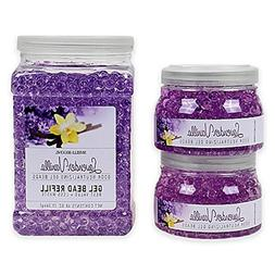 Smells BeGone Lavender Vanilla Odor Neutralizing Gel Beads V