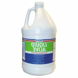 Liquid Alive Odor Digester, Neutral, 1 Gallon, 4 Bottles