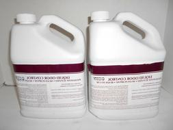 Liquid Odor Control,Cherry Air Freshener - TWO 1 Gallon jugs