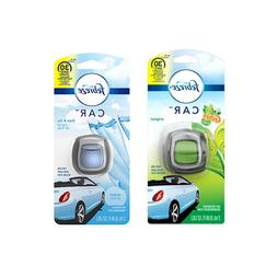 Lot of  Febreze Small Spaces Starter Kit & Car Air Freshener