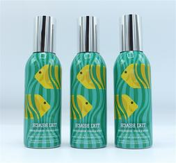 Lot x3 Bath and Body Works Tiki Beach Home Room Spray Air Fr
