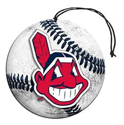MLB Cleveland Indians Auto Air Freshener, 3-Pack