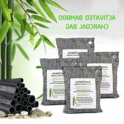 Air Purifying Bag Purifier Nature Fresh Charcoal Bamboo Mold