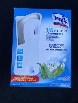 Lysol Neutra Air Freshmatic Automatic Spray Kit  Fresh Scent